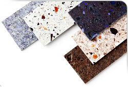 quartz is an popular choice for countertops engineered quartz is made by blending the mineral quartz with 67 percent polymer resins